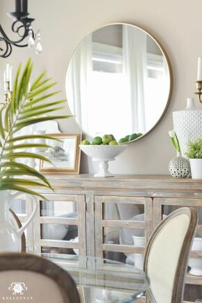 Where To Hang Round Mirror Tradux Mirrors