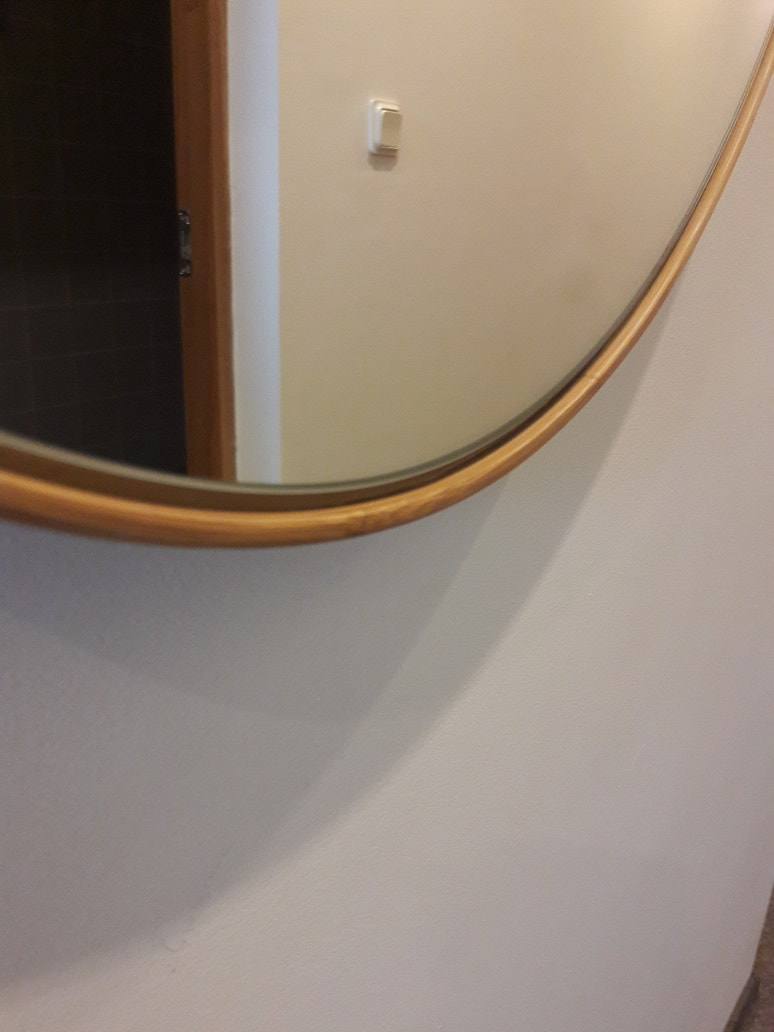 elliptical mirror